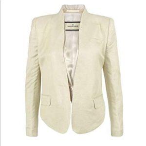 By Malene Birger Bilas Cream Jacket Blazer 38